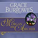 Morgan and Archer: Windham Series, Book 8.5 Audiobook by Grace Burrowes Narrated by Roger Hampton