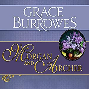 Morgan and Archer Audiobook