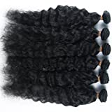 Neitsi 1pc Natural Wave Unprocessed Cambodian Virgin Remy Hair Weft Extension 28""