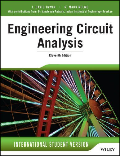 Engineering Circuit Analysis (Irwin Electrical Engineering compare prices)