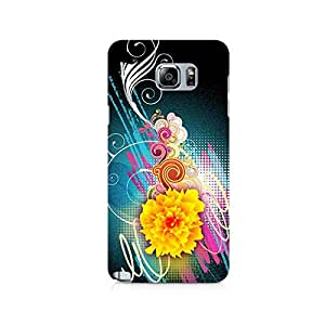 TAZindia Printed Hard Back Case Cover For Samsung Galaxy S6