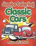 Jumbo Coloring: Classic Cars