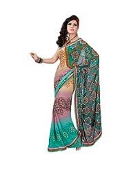 Triveni Fantastic Casual Saree With Unstitch Blouse - 7023
