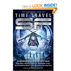 The Mammoth Book of Time Travel SF by Paul Levinson