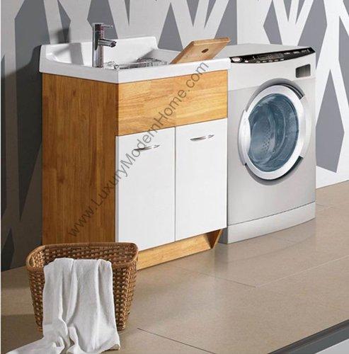 ALEXANDER Utility Sink – Modern Mop Slop Sink Tub Laundry Room ...