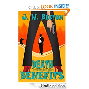 Death Benefits (Southern Fraud Thriller 2)