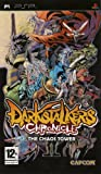 echange, troc Darkstalkers Chronicles : The Chaos Tower