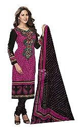 Komal art Ethnicwear Women's Dress Material(Komal art_Preyanshi5112_Pink_Free Size)