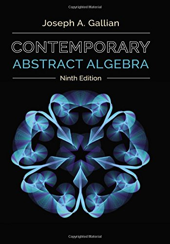 abstract algebra book by gallian pdf