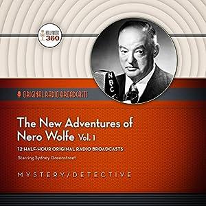 The New Adventures of Nero Wolfe, Volume 1 Radio/TV Program