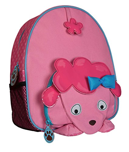 C.R. Gibson Toddler Backpack, Poodle