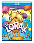 Dr. Seuss Lorax [Blu-ray]
