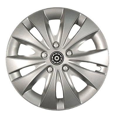 Radkappe Radblende STORM SILBER 15 Zoll (1ST.) von ALBRECHT auf Reifen Onlineshop