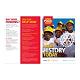 End Polio Now: Make History Today flier