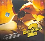 Dabangg 2 Hindi Audio CD (2012/Bollywood/Indian/Cinema) Starring Salman Khan, Sonakshi Sinha