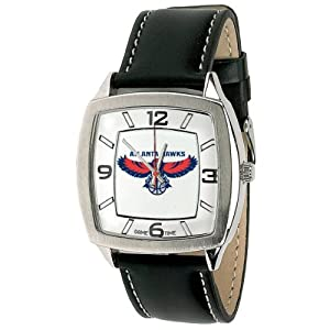 NBA Mens NBA-RET-ATL Retro Series Atlanta Hawks Watch by Game Time