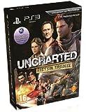 Uncharted trilogie : Uncharted 1 + 2 + 3 [Importación francesa]