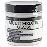 Ranger 4 oz Multi Medium Gloss Acrylic Gel Multi Colour