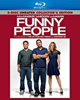 Funny People [Blu-ray]