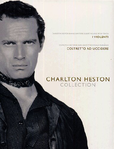 Charlton Heston Collection [2 DVDs] [IT Import]