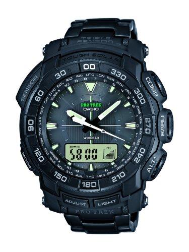 3e7272f1ffb2 Casio PRG-550BD-1ER - Reloj de cuarzo para hombre