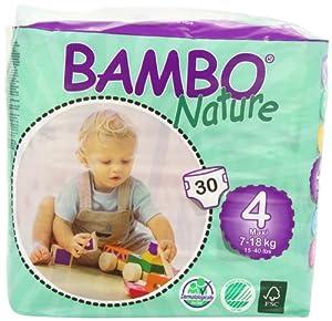 Bambo Nature Maxi Short - Case of 6