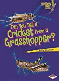 img - for Can You Tell a Cricket from a Grasshopper? (Lightning Bolt Books: Animal Look-Alikes) book / textbook / text book