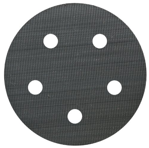 PORTER-CABLE 15000 5-Inch 5-Hole Standard Hook and Loop Replacement Pad for 7334, 7335, and 97355 Sanders