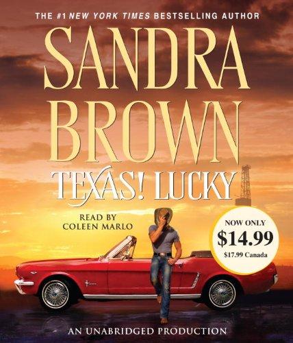 Texas! Lucky (Texas! Tyler Family Saga, #1)