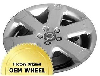 VOLVO XC90 18×7 6 SPOKE Factory Oem Wheel Rim- HYPER SILVER – Remanufactured