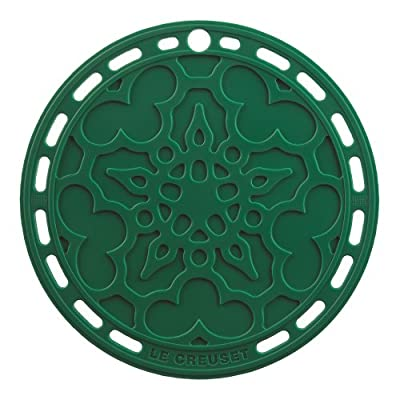 Le Creuset Silicone 8-Inch Round French Trivet