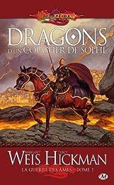Dragons d'un coucher de soleil
