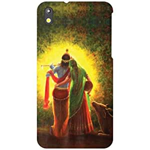 Printland Love To Pay Back Cover For HTC Desire 816G