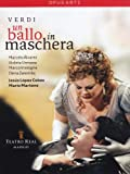 Verdi - Un Ballo in Maschera (Teatro Real) (Sous-titres français) [Import]