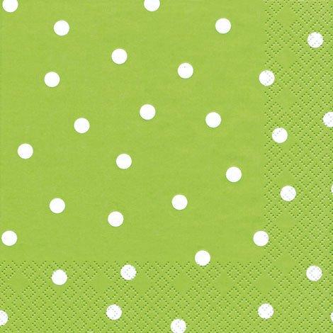 punti-tovagliolo-verde-chiaro-20-a-pois-stk