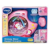 Vtech Baby Pink Sleepy Bear Sweet Dreams