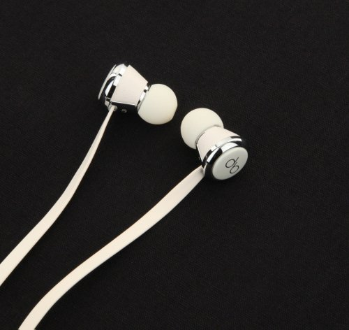 Beats by Dr. Dre Diddybeats Cream In-ear Headphones with ControlTalk