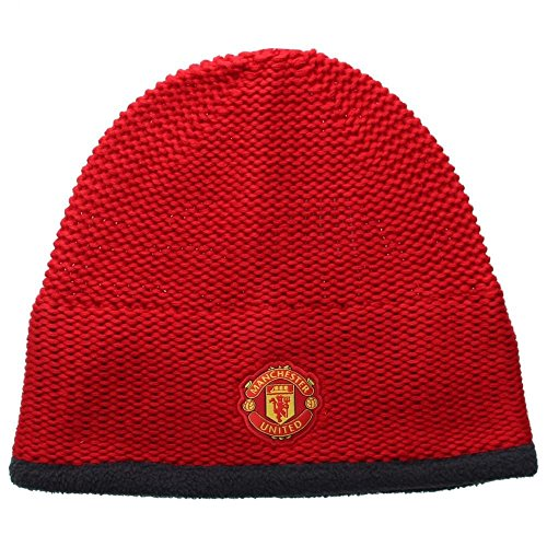 Adidas Manchester United Knit Beanie (Manchester United Classic compare prices)