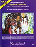 img - for Beyond the Crystal Cave (Advanced Dungeons & Dragons Module UK1) book / textbook / text book