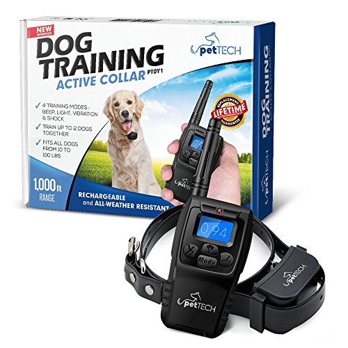 Remote Controlled Dog Training Collar