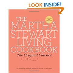 The Martha Stewart Living Cookbook: The Original Classics