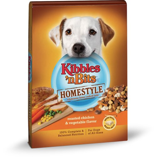 Kibbles n Bits Homestyle Roasted Chicken Vegetable Flavor
