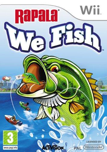 Rapala: We Fish (Wii)