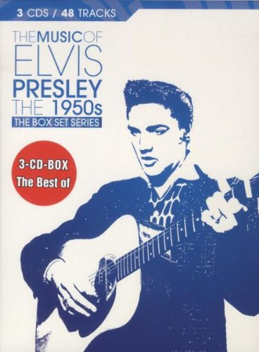 Elvis Presley - The Music Of Elvis Presley: The 1950s - Zortam Music