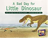 A Bad Day for Little Dinosaur PM GEMS Yellow Levels 6,7,8: 9