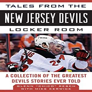 Tales from the New Jersey Devils Locker Room Audiobook