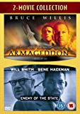 Enemy Of The State/Armageddon [DVD]