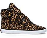 Radii Straight Jacket High Top Fashion Sneakers Leopard Black (6.5) Reviews