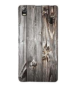 Old wood Stripes Background 3D Hard Polycarbonate Designer Back Case Cover for Lenovo A7000 :: Lenovo A7000 Plus :: Lenovo K3 Note