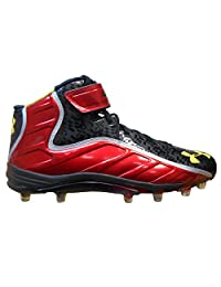 Under Armour Men's Team Fierce Com MC Football Cleat
